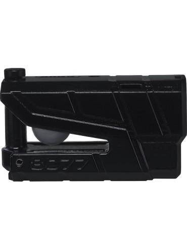 Antirrobos de freno de disco alarma 3D negro