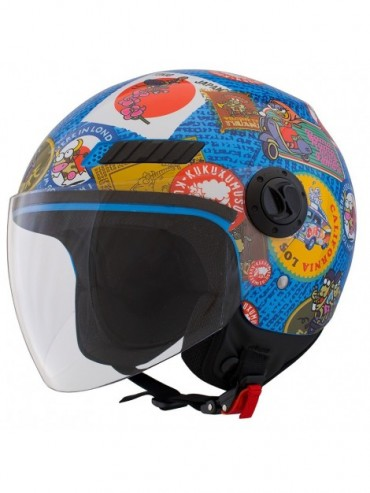 Casco Sh-62 Travelstamps Kid