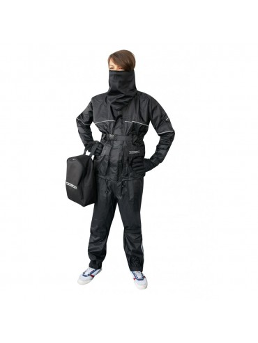Equipo Lluvia Comfort Negro