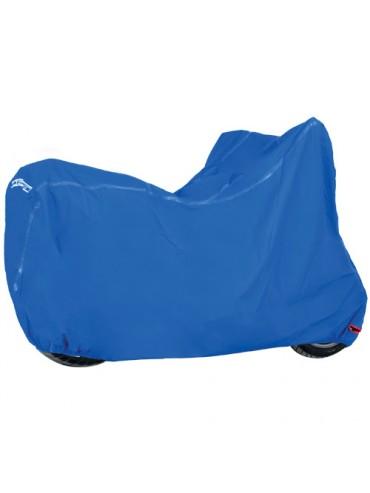 Funda Cubre Moto Fire Azul