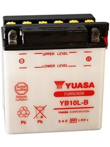 Bateria Yuasa YB10L-B COMBIPACK para Gilera Runner VXR 4T 200