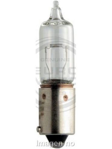 Lámpara Philips de intermitente Halógena H21W