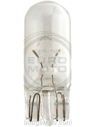 Lámpara Philips de posición / tablero T-10 W5W