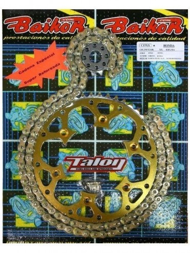 Kits de transmision para Trial BETA TECHNO 250