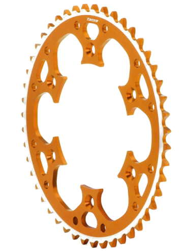 Coronas Cross Ergal Radial Para Husqvarna D.136Mm